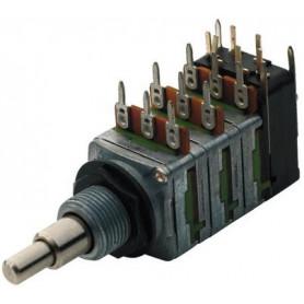 WARWICK MEC M88552 Push-Pull Потенциометр Active/Passive Гитарная электроника фото