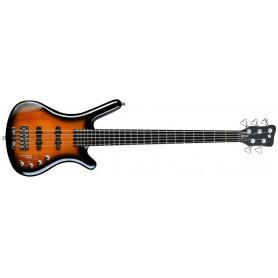 WARWICK ROCKBASS CORVETTE BASIC 5 (ALMOND SUNBURST HP) Бас-гитара фото