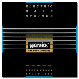 WARWICK 40310 BLACK LABEL ML5С (20-100) Струны фото