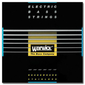 WARWICK 40400 BLACK LABEL ML6 (20-130) Струны фото