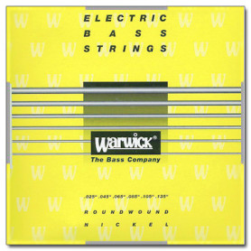 WARWICK 41401 YELLOW LABEL M6 (25-135) Струны фото