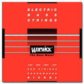 WARWICK 46200 NICKEL ELECTRIC BASS M4 (45-105) Струны фото