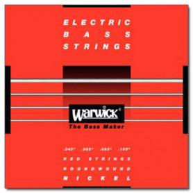 WARWICK 46200 NICKEL ELECTRIC BASS M4 (45-105) Струны фото