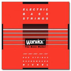 WARWICK 46300 NICKEL ELECTRIC BASS ML5B 40-130 Струны фото