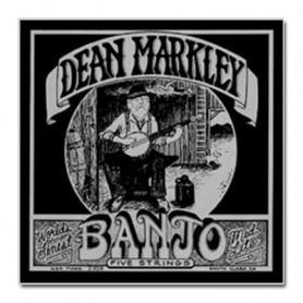 DEAN MARKLEY 2306 BANJO MED 5 STRING Струны фото