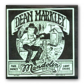 DEAN MARKLEY 2402 PHOSPHOR MANDOLIN REG (11-37) Струны фото