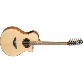 YAMAHA APX700 II-12 (NAT) Электро-акустическая гитара фото