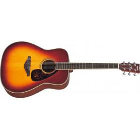 YAMAHA FG720S (BSB) Акустическая гитара фото