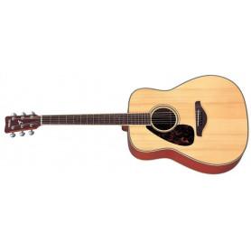 YAMAHA FG720S LH (NAT) Акустическая гитара фото