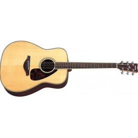 YAMAHA FG730S Акустическая гитара фото