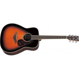 YAMAHA FG730S (TBS) Акустическая гитара фото