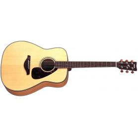 YAMAHA FG750S Акустическая гитара фото