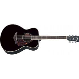 YAMAHA FS720S (BLK) Акустическая гитара фото