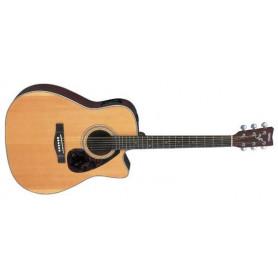 YAMAHA FX370C (NT) Электро-акустическая гитара фото