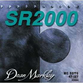 DEAN MARKLEY 2694 SR2000 MC5 (47-127) Струны фото