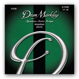 DEAN MARKLEY 2500 NICKELSTEEL ELECTRIC DT (13-56) Струны фото