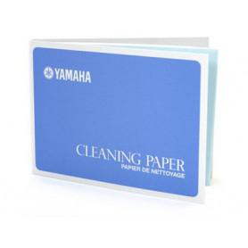 YAMAHA Cleaning Paper Уход за духовыми инструментами фото