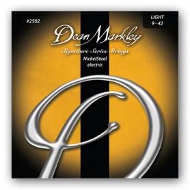 DEAN MARKLEY 2502 NICKELSTEEL ELECTRIC LT (09-42) Струны фото