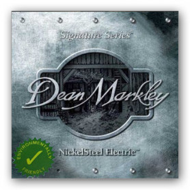 DEAN MARKLEY 2503C NICKELSTEEL ELECTRIC REG7 (10-56) Струны фото