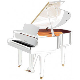 YAMAHA С1 (PWH) Рояль фото