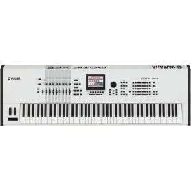 YAMAHA MOTIF XF8 WHITE Синтезатор фото