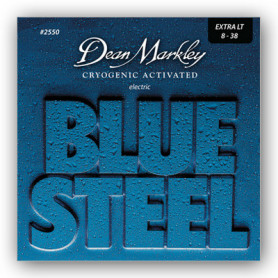 DEAN MARKLEY 2550 BLUESTEEL ELECTRIC XL (08-38) Струны фото