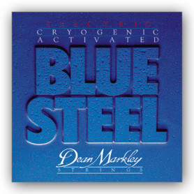 DEAN MARKLEY 2552A BLUESTEEL ELECTRIC LT7 (09-54) Струны фото