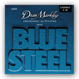 DEAN MARKLEY 2554 BLUESTEEL ELECTRIC CL (09-46) Струны фото