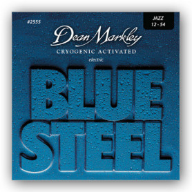 DEAN MARKLEY 2555 BLUESTEEL ELECTRIC JZ (12-54) Струны фото