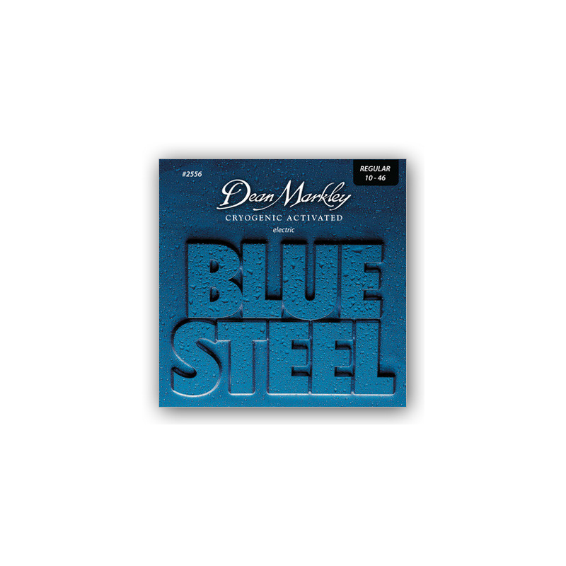 DEAN MARKLEY 2556 BLUESTEEL ELECTRIC REG (10-46) Струны фото