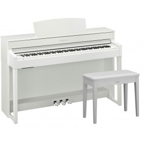 YAMAHA Clavinova CLP-545 WH Цифровое пианино фото