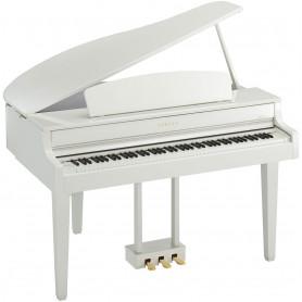 YAMAHA Clavinova CLP-565GP White Цифровое пианино фото