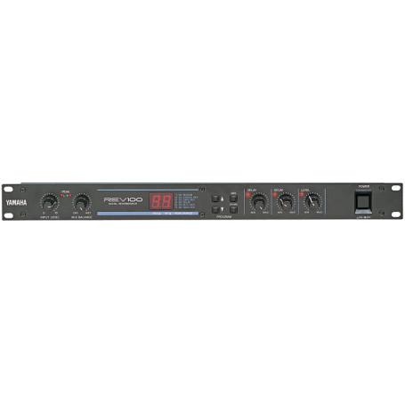 YAMAHA REV100 Сигнальный процессор ревербератор фото