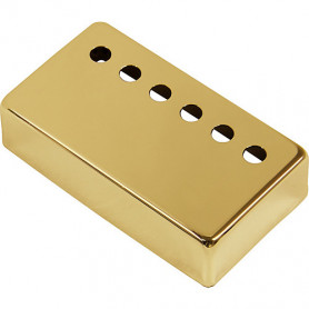 DIMARZIO GG1601G HUMBUCKER PICKUP COVER F-Spaced (Gold) Гитарная механика фото