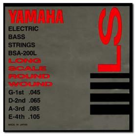 YAMAHA BSA200L BASS STAINLESS STEEL (45-105) Струны фото