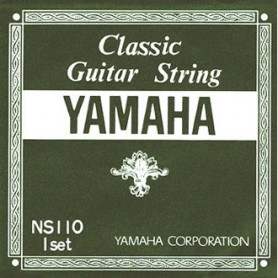 YAMAHA NS110 CLASSIC GUITAR STRINGS Струны фото