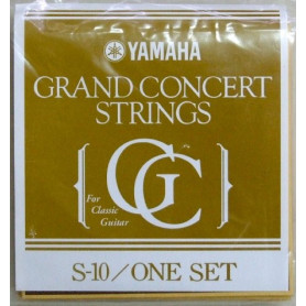 YAMAHA S10 GRAND CONCERT CLASSIC GUITAR STRINGS Струны фото