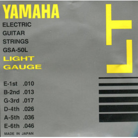 YAMAHA GSA50L ELECTRIC LIGHT (10-46) Струны фото