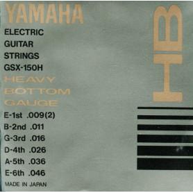 YAMAHA GSX150H ELECTRIC HEAVY BOTTOM (09-46) Струны фото