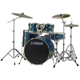 YAMAHA STAGE CUSTOM BIRCH (DARK BLUE METALLIC) Ударная установка фото