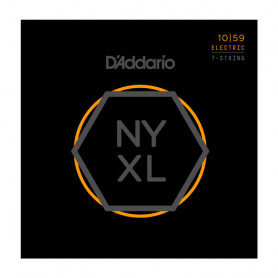 D`ADDARIO NYXL1059 NYXL REGULAR LIGHT 7-STRING 10-59 Струны фото