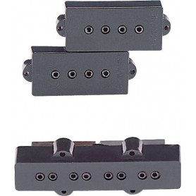 DIMARZIO DP126 BK P+J SET (BLACK) Звукосниматель для гитары фото