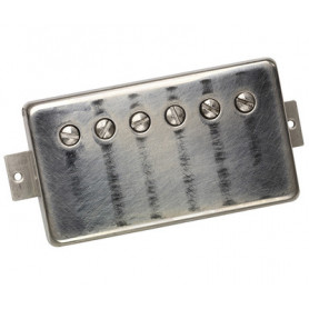 DIMARZIO DP261N8 PAF MASTER BRIDGE (Worn Nickel Cover) Звукосниматель для гитары фото