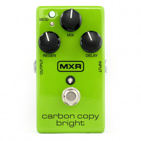DUNLOP M269SE MXR CARBON COPY BRIGHT ANALOG DELAY Гитарный эффект фото