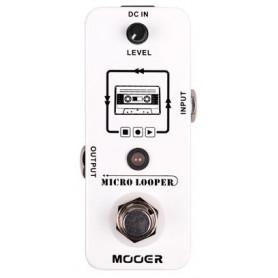 MOOER MICRO LOOPER Гитарный эффект фото