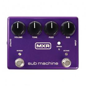 DUNLOP M225 MXR SUB MACHINE OCTAVE FUZZ Гитарная педаль эффектов октавный фузз фото