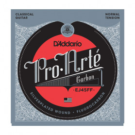 D`ADDARIO EJ45FF PRO-ARTE CARBON NORMAL TENSION Струны фото