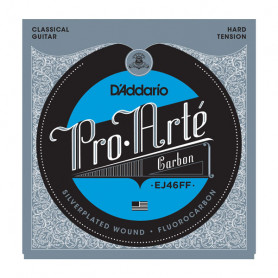 D`ADDARIO EJ46FF PRO-ARTE CARBON HARD TENSION Струны фото