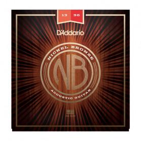 D`ADDARIO NB1356 NICKEL BRONZE MEDIUM 13-56 Струны фото