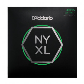 D`ADDARIO NYXL4095 SUPER LIGHT 40-95 Струны фото